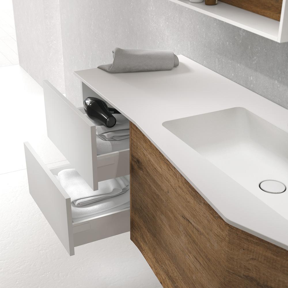 meuble de salle de bains lyon nouvelle gamme. Black Bedroom Furniture Sets. Home Design Ideas